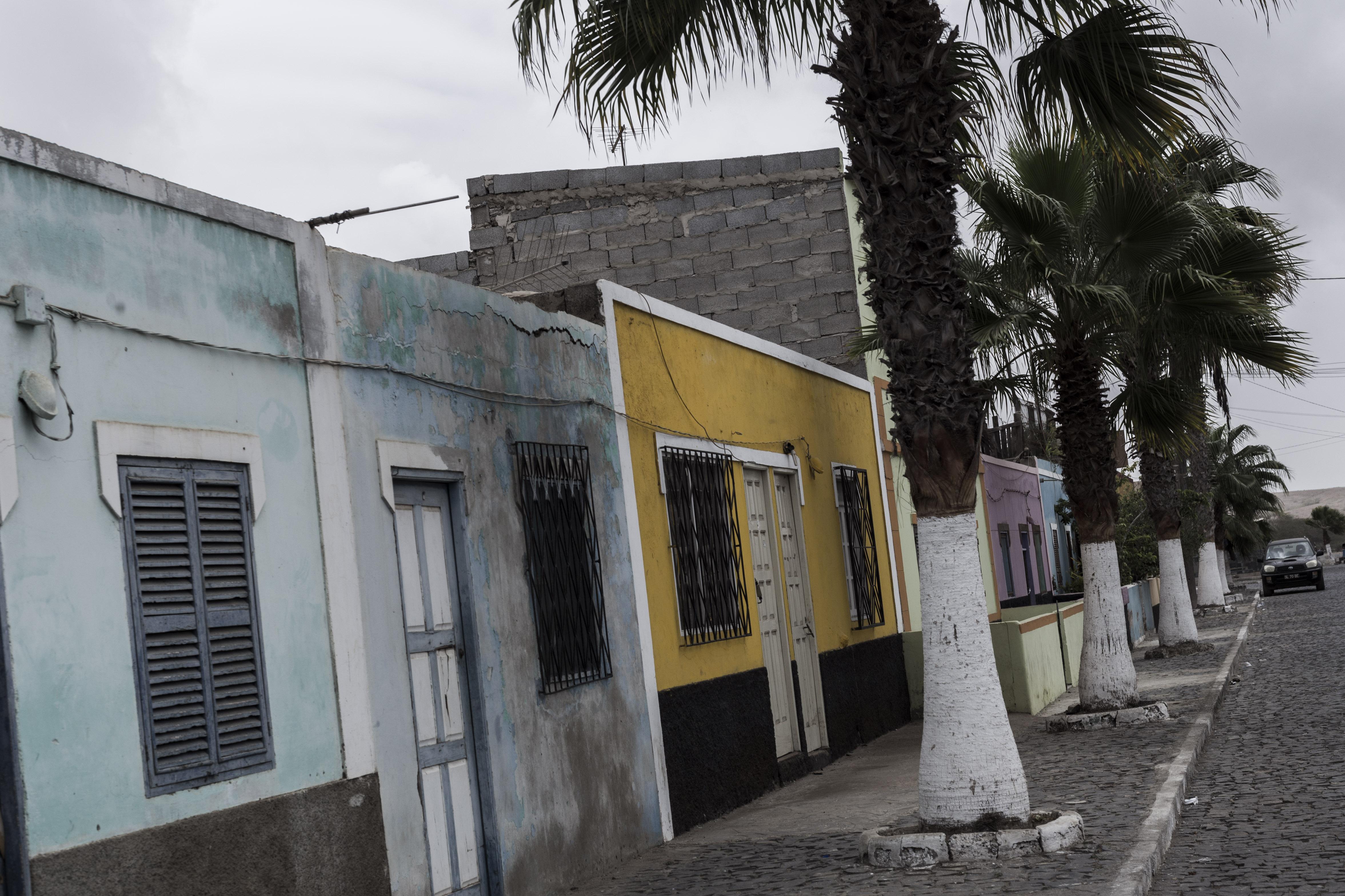 Cabo Verde Isla de Sal